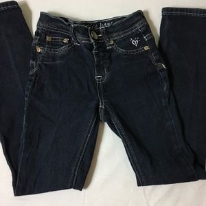 Justice Girl's Blue Jeans